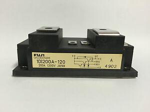 1DI200A-120 Fuji Electric Power Transistor Module 1200V 200A Japan NEW