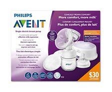 Philips Avent Single Electric Breast Pump + Bonus Power...