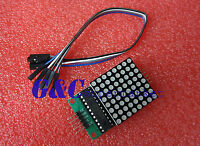 5pcs  MAX7219 Dot matrix module MCU control Display module for Arduino M26