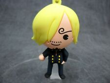One Piece NEW * Sanji * Shonen Jump 3-D Figural Keychain Key Chain Anime Manga