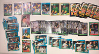 100 + card lot 1987 Topps-Fleer Donruss JOSE CANSECO RC's Rookie HTF High Book