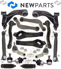 For Jaguar X-Type Front End Susp Kit Control Arms Tie Rod Ends Sway Bar Links