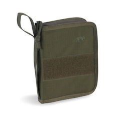 TASMANIAN TIGER TACTICAL NOTE BOOK COVER ADMIN POUCH #7617 - OLIVE DRAB