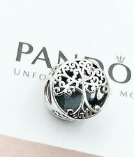 Pandora Silver 925 ALE Family Tree Roots Love Charm 797590 #H1