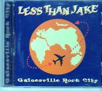 (EK468) Less Than Jake, Gainesville Rock City - 2001 CD