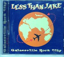 (EK468) Less Than Jake, Gainesville Rock City - 2001 CD