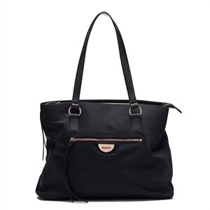 MIMCO ECHO WORKER BLACK BAG RRP 249.00 - SOLD OUT