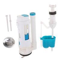Cistern Toilet Repair Kits Fill Valve Flush Valve Dual Flush Button Set M