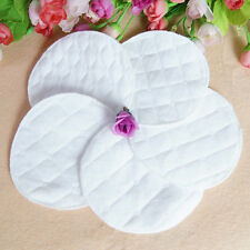 12St Wiederverwendbare Brushed Baumwolle Futter Anti Rutsch Stilleinlagen Ventil