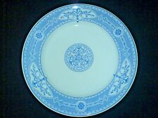 W.T.COPELAND & SONS VENETIA Blue / White 101/2 inch Plate 1867-90