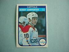 1982/83 O-PEE-CHEE NHL HOCKEY CARD #361 BOBBY CARPENTER NM SHARP!! 82/83 OPC