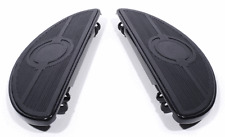 Pegs Footboards Set Black For Harley Davidson 50599-89t Motorcycle