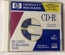Hewlett Packard CD-R Recordable Disc 650MB 74 min