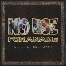 NO USE FOR A NAME - ALL THE BEST SONGS  CD NEU