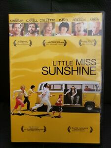 DVD LITTLE MISS SUNSHINE Edition française comme neuf Greg Kinnear