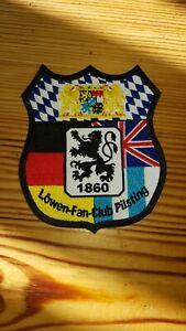 TSV 1860 München Fanclub Aufnäher Kutte Fußball
