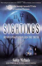 Sightings: UFOs By Susan Michaels. 9780684823690