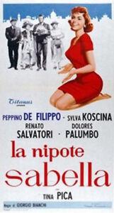 La Nipote Sabella DVD TITANUS