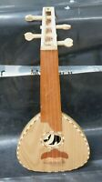 Beautiful instrument arabic oud  arabe lute-oud-decoration- small size 45cm