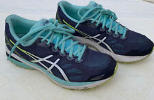 Asics Gel GT-1000 Navy Blue Duomax Gel Running Shoes Women's Size 9.5 M T6A8N