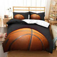 Line Basketball 3D Printing Duvet Quilt Doona Covers Pillow Case Bedding Sets