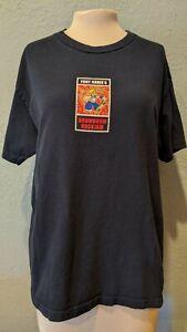 Tony Hawk's 2002 BoomBoom Huckjam tour t shirt size large