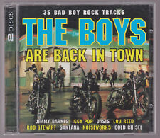 LIKE NEW CD The  Boys are back in town 2cd 35 bad boy Rock Tracks