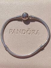Genuine New Pandora Starry Sky Clasp Bracelet - 590735CZ Size 18cm