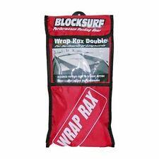 BLOCK SURF WRAP RAX DOUBLE SOFT RACK SURFBOARD RACK CAR RACK