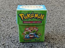 More details for pokemon wotc venusaur deckbox   in good condition