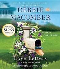 NEW Love Letters: A Rose Harbor Novel (Rose Harbor Novels) by Debbie Macomber