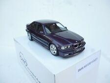 1:18 OttO mobile OT307 UVI BMW M3 E30 Limousine (1994-1999) NEW OVP SELTEN!!!!