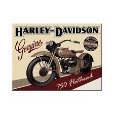 Harley Davidson Magnet Flathead Souvenir Kühlschrank Fridge 8cm