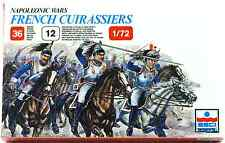 ESCI ERTL # 235 - 1/72 scale 1815 French Cuirassiers - mint boxed set
