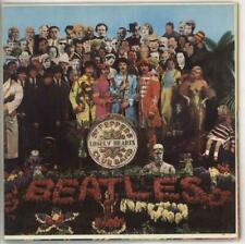 Beatles Sgt. Pepper's Lonely Hearts Club Band - 1st vinyl LP album record USA