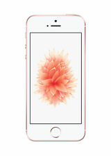 Apple iPhone SE - 128GB - Rose Gold (Unlocked) A1723 (CDMA + GSM)