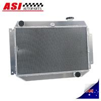 3Row Aluminum Radiator For Holden Kingswood Hq /Hj Hx Hz V8 Chevy Mt Manual