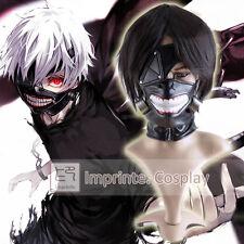 Tokyo Ghoul Mask Kaneki Ken Cosplay Prop Accessory FREE P&P