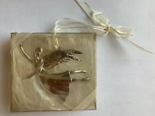 Serenity Angel Ornament By Seasons Of Cannon Falls - Sister.- Nib