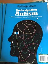 The New York Times UNDERSTANDING AUTISM Magazine - Research & Science Help New!