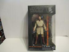 "Star Wars Black Series 6"" Obi-Wan Kenobi #10 action figure"