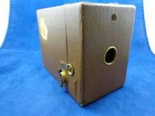 Vintage/Old/Antique EKC Kodak 50th Anniversary Brown Box Camera - Nice - 1930
