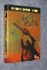 DVD HORROR NON APRITE QUELLA PORTA ULTIMATE EDITION - RARO - OTTIMO  G11 - FL