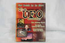 The Truth Is In Here The UFO Anthology Interactive CD-ROM Windows/MAC - SEALED!