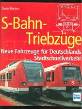 S-Bahn Train Trains: NEW vehicles for Germany City fast transport