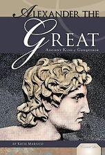 Alexander the Great: Ancient King & Conqueror Greek Macedonia Greece