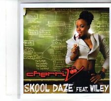 (DW539) Cherriv, Skool Daze ft Wiley - DJ CD