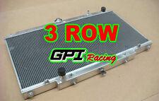 Aluminum Radiator for Nissan PATROL Y61 GU 4.2L TD Diesel  97-01 1998 99 00 MT