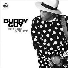 BUDDY GUY RHYTHM AND BLUES 2 CD NEW
