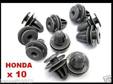 HONDA CIVIC CR-V PRELUDE DOOR TRIM PANEL REPLACEMENT PLASTIC CLIPS TT45